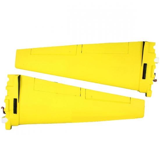 Dynam Cessna 550 Turbo Jet Main Wing - Yellow