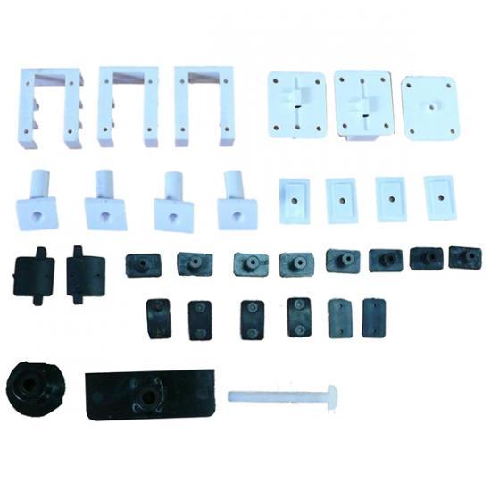 Dynam Cessna 550 Turbo Jet Plastic Parts Set