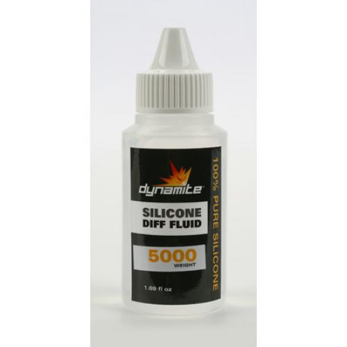 Dynamite High Grade Silicone Diff Oil Fluid - 5000 Weight ** CLEARANCE **