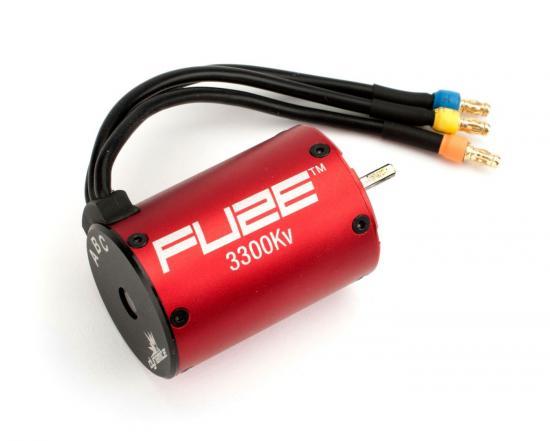 Dynamite Fuze 1/10 4 pole 3300KV Brushless Motor