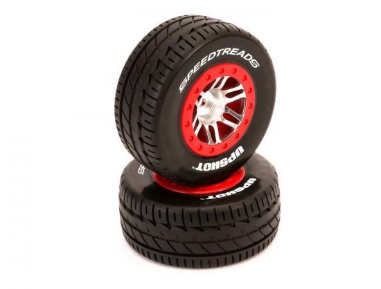 Traxxas Slash Speed Treads Front Mounted Prowler SC Tyre (2)