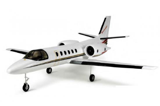 Dynam Cessna 550 Turbo Jet 1180mm - ARTF