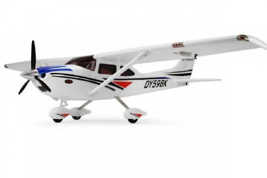 Dynam Cessna 182 1280mm With Stability System - RTF