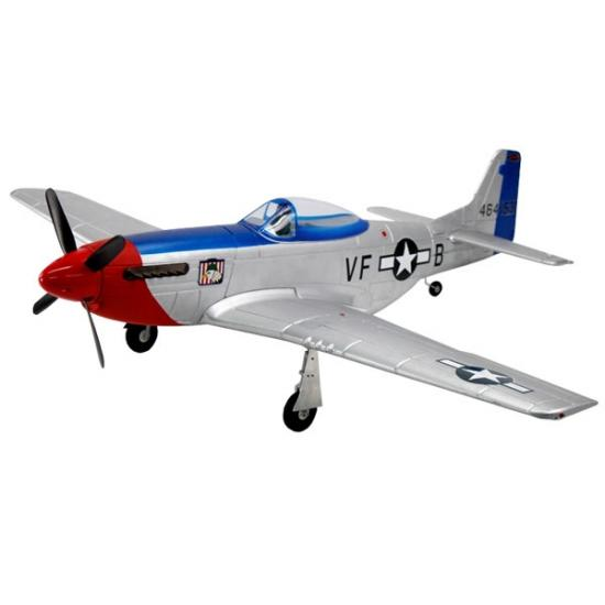 Dynam P51 Mustang 1200mm - Fred Glover