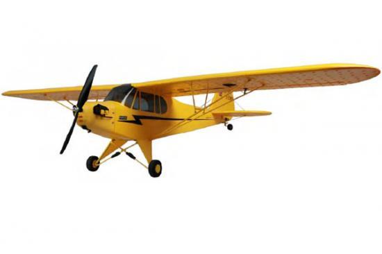 Dynam J3 Piper Cub 1200mm - ARTF