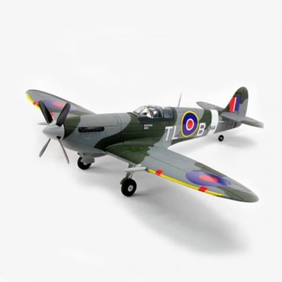 Dynam Spitfire Mk IX 1200 V3 With Retracts - ARTF