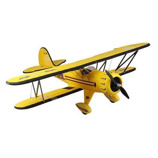 Dynam Waco YMF-5D 1270mm V2 - Yellow