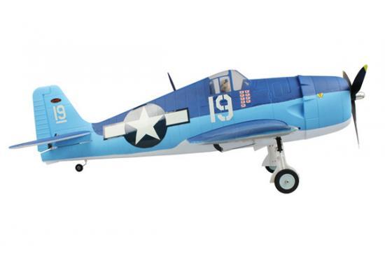 Dynam F6F Hellcat 1270mm