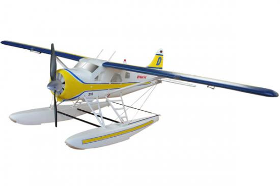 Dynam DHC-2 Beaver 1500mm - RTF With Gyro