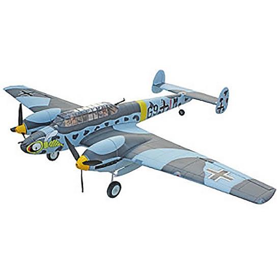 Dynam Messerschmitt BF110 1500 V3 - PNP