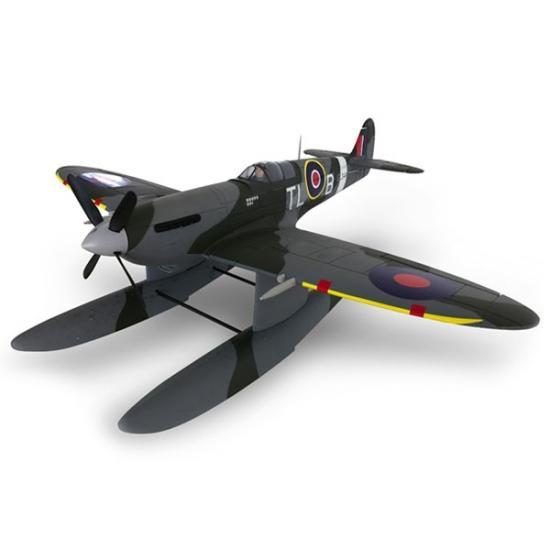Dynam Spitfire MK.VB Seaplane 1200mm - ARTF