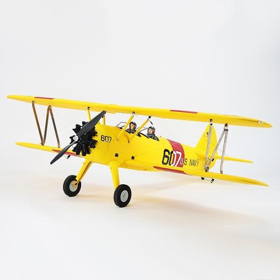 Dynam PT-17 1300mm ARTF - Yellow