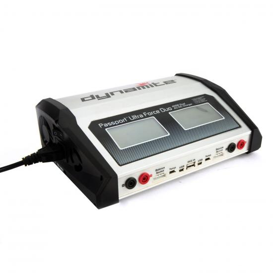 Dynamite Passport Duo 400W Dual AC/DC Touch Charger