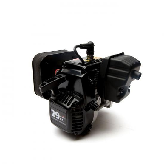 F29 4-Bolt 29cc Engine w/Carb & Air Cleaner