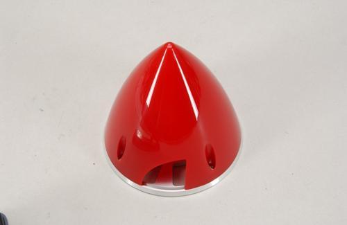 Irvine Spinner 82mm - Red