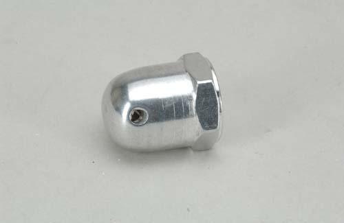 Aluminium Spinner Nut - 5/16 UNF
