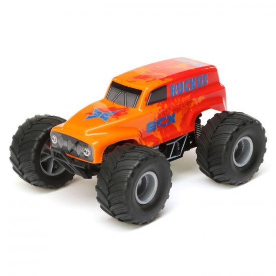 ECX Micro Ruckus 1:28 - Orange