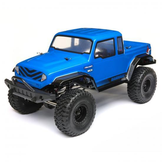 ECX Barrage 2.0 - Blue