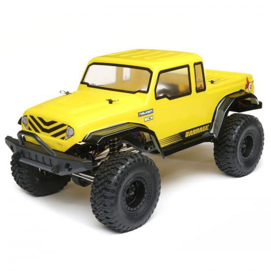 ECX Barrage 2.0 - Yellow