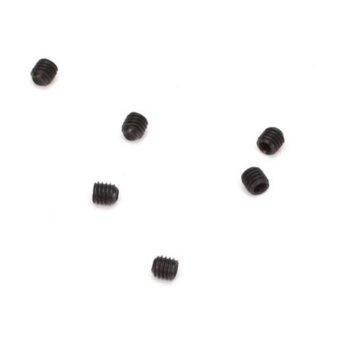 1/10 Stadium Truck Set Screw M3x3 (6)