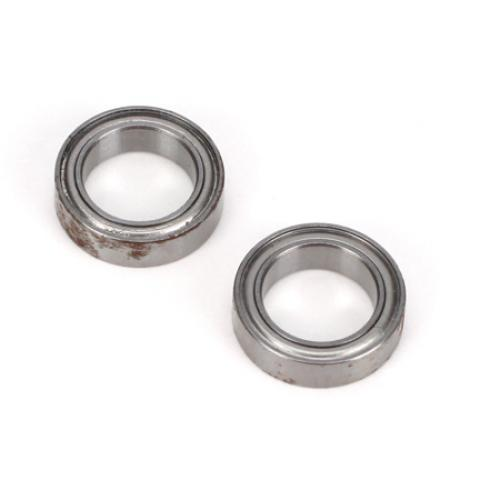 1/10 Stadium Truck Bearings 10 x 15 x 4mm (2) Steel Shielded