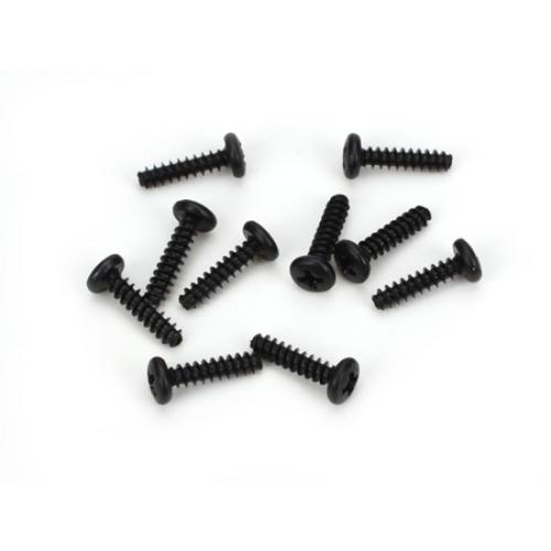 1/10 Stadium Truck Button Head Screw M3X12 (10)