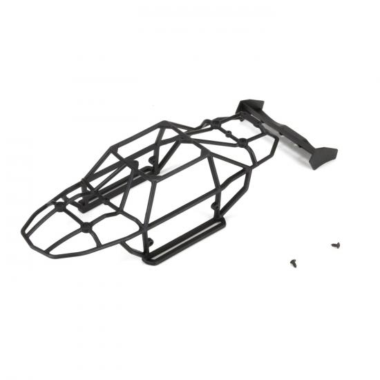 Cage & Wing Set: 1:24 4WD Roost