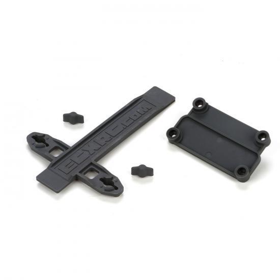Ruckus & Torment Battery Strap & ESC Plate