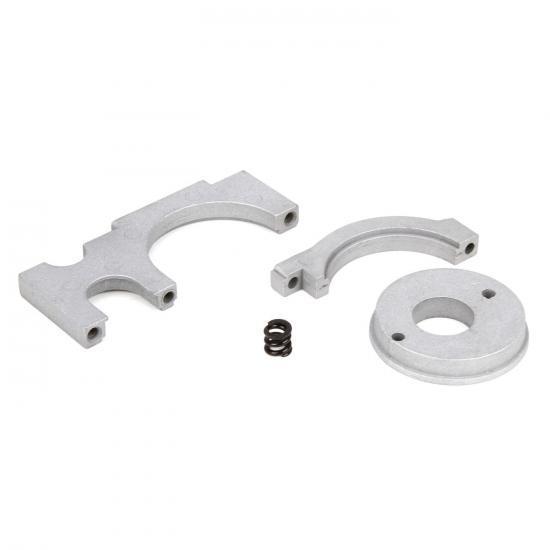1/10 4WD ALL Aluminium Motor Plate Set