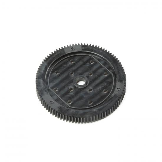 Spur Gear 93T - 48P: 1:10 2WD Axe MT