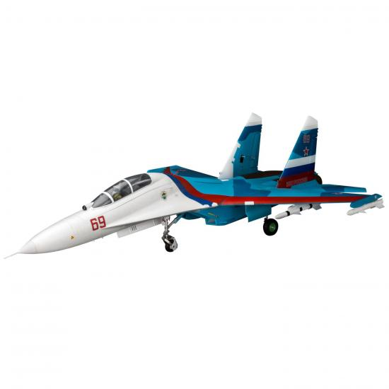 E Flite SU-30 Twin 70mm EDF - PNP