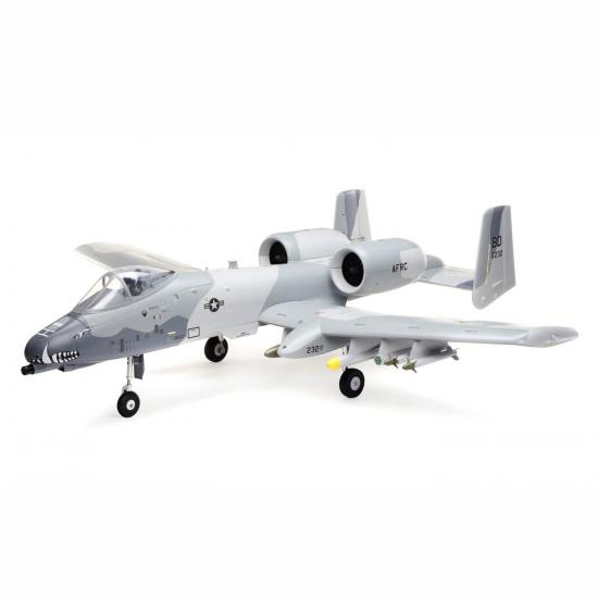 E Flite A-10 Thunderbolt II 64mm EDF - PNP