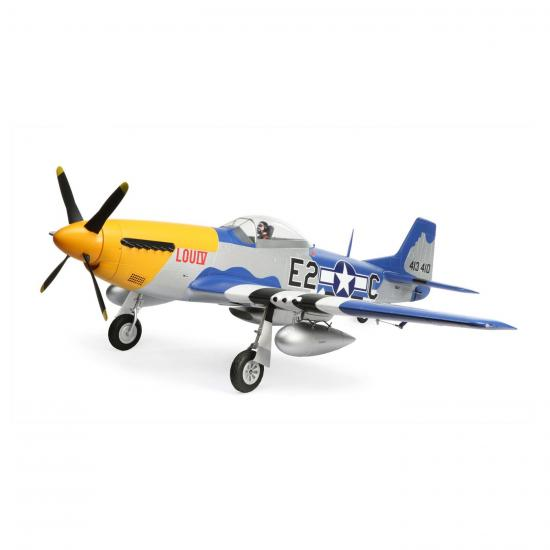E Flite P-51D Mustang 1.5m - PNP