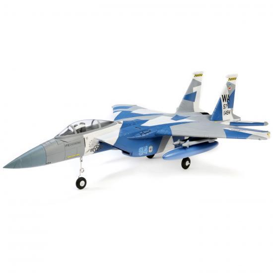 E Flite F-15 Eagle 64mm EDF - BNF Basic