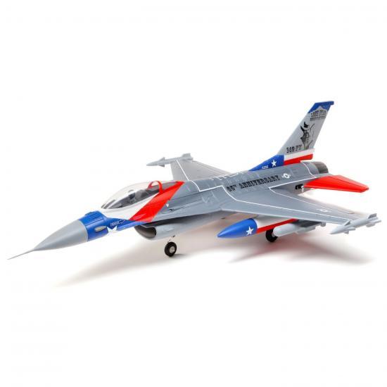 E Flite F-16 Falcon 64mm EDF - PNP