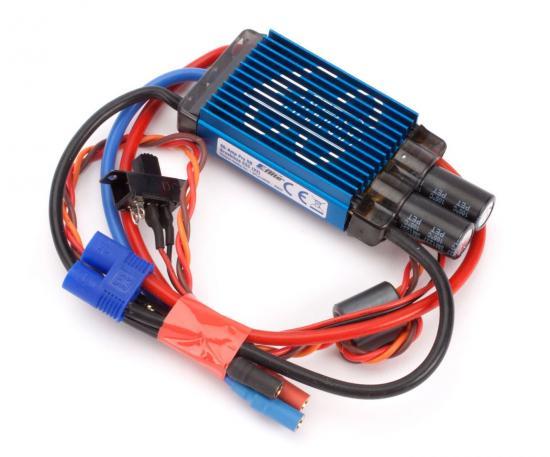 E Flite 60 Amp Pro Switch-Mode BEC Brushless ESC (V2)
