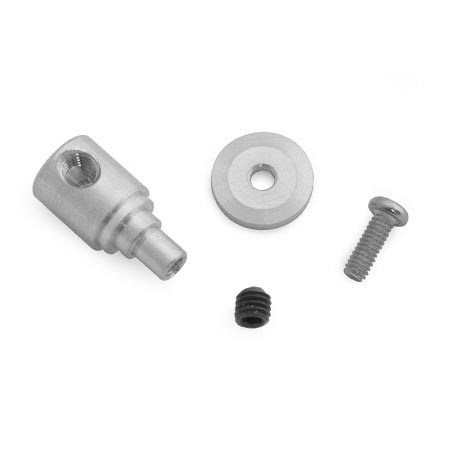 2.0mm Prop Adapter with Setscrew
