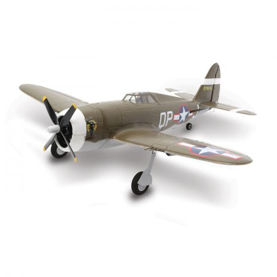 E Flite P-47 UMX - BNF Basic