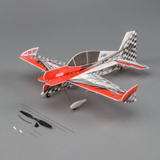 Replacement Airframe: Yak 3D