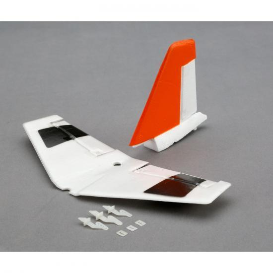Tail Set with Accessories: UMX Habu S