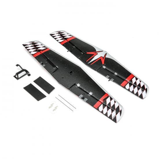 Wing Set w/ Struts: UMX P3