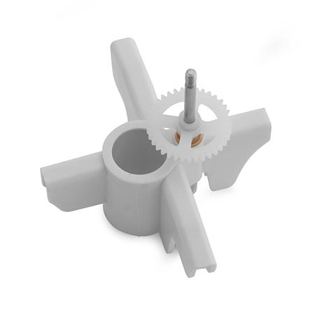 Ultra Micro AS3Xtra Gearbox with Propshaft