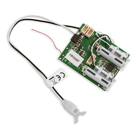 Ultra Micro AS3Xtra DSM2/DSMX UM AS3X Receiver/ESC
