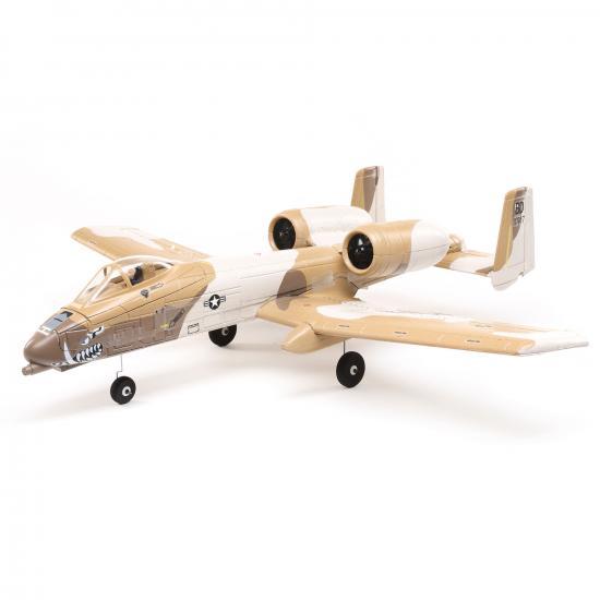 E Flite UMX A-10 Thunderbolt II 30mm EDF - BNF Basic