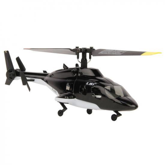ESKY Scale F150 v2 RTF Flybarless Helicopter, Mode 1