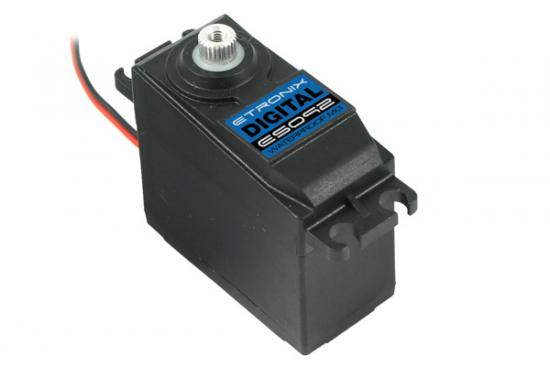 eTronix Es092 9.2Kg Digital Std Waterproof Mg Servo
