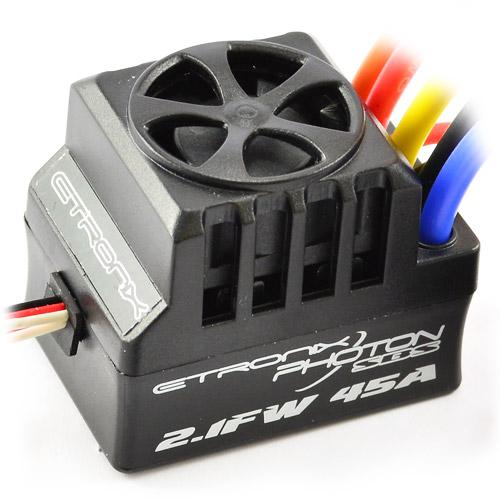 ETronix Photon 2.1 Waterproof Brushless ESC - 60 Amp