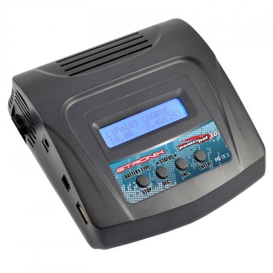 eTronix Powerpal 3.0 AC/DC Performance Charger/Discharger - 80W 10A