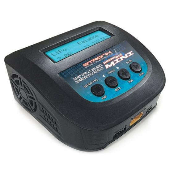 eTronix Powerpal Mini 6A 60W Balance Charger/Discharger