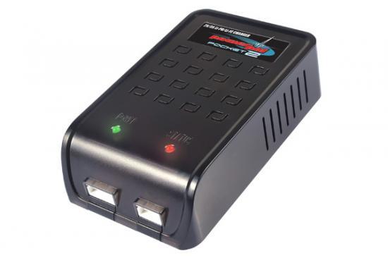 eTronix PowerPal Pocket 2 LiPo Balance Charger